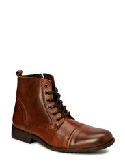 Sel Taylor Leather Boot NOOS I - Tan