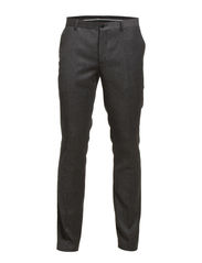 One Benson Lt Grey Trouser ID - Light Grey Melange