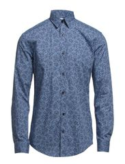 One Terrance shirt ls ID - China Blue