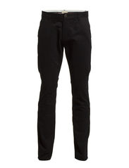 Three Paris black chino pants NOOS H - Black