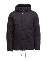 Cean Cotton Jacket ID - Dark Navy