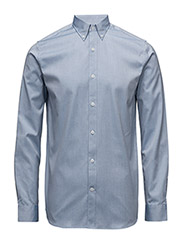 One Oak. shirt ls NOOS ID - Light Blue