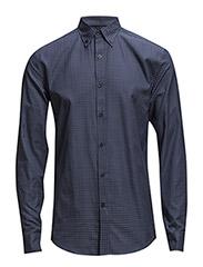 One Oak. shirt ls NOOS ID - Vintage Indigo