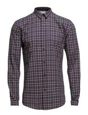 One Charles  shirt ls IDX - Black