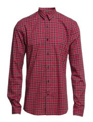 One Charles  shirt ls IDX - Red Dahlia