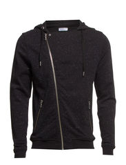 Azymetric zip sweat IDX - Black