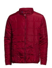 Hugh Quilt Jacket ID - Biking Red