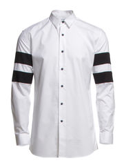 One Element shirt ls IDX - White