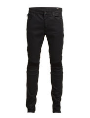 One Subway black jeans IX - Black