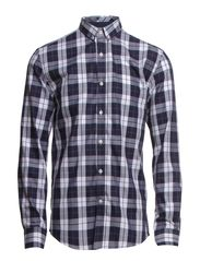 One Jax Check shirt ls NOOS ID - White
