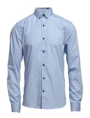 One Mix Phil shirt ls NOOS ID - Light Blue