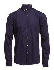 One Mix Phil shirt ls NOOS ID - Navy Blazer