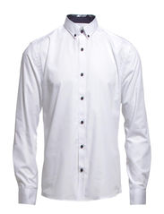One Mix Phil shirt ls NOOS ID - White