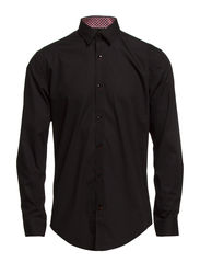 One New Vito shirt ls ID - Black