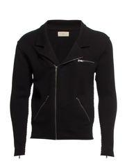 Pistol biker jacket IX - Black