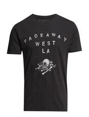 SHFadeway ss o-neck I - Pirate Black