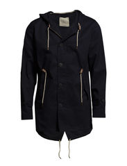 Hayward Parka Jacket H - Dark Navy