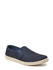 shhPICCO SLIP-ON SHOE - Navy Blazer