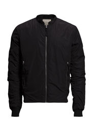 SHLight Bomber Jacket I - Black