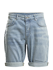 Cash 4155 denim shorts NOOS I - Light Blue Denim