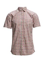One SHCall shirt ss I - Red Dahlia