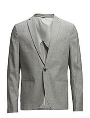 One SHYard Blazer ID - Light Grey Melange