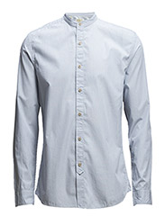 One SHDix shirt ls H - White