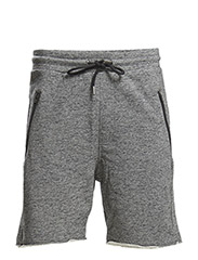 SHBarca sweat shorts I - Black