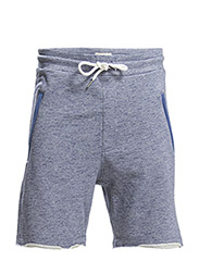 SHBarca sweat shorts I - Medieval Blue
