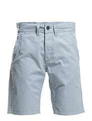 SHBrady faded denim shorts H - Faded Denim