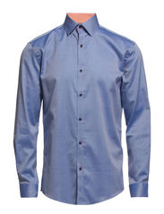 Two Henry Nate shirt ls ID - Twilight Blue