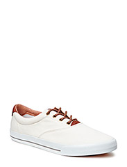 SHJacob Canvas Shoe H - Cloud Dancer