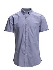 One SHHarris shirt ss H - White