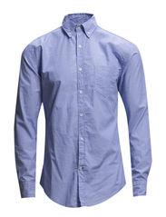 One SHVictor shirt ls IX - Light Blue