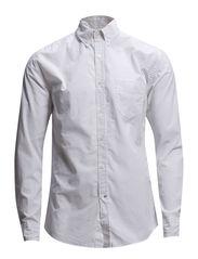 One SHVictor shirt ls IX - Marshmallow