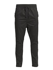 SHWoven jogging pants IX - Black