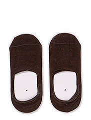 2-pack invisible sock NOOS ID - Black