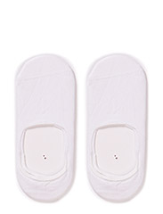 2-pack invisible sock NOOS ID - White