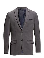 One SHTylor New Blazer ID - Dark Grey Melange