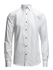 One SHTin shirt ls ID - White