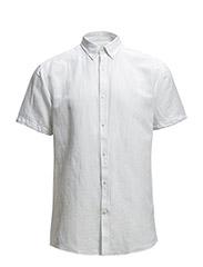 Two SHLino shirt ss ID - Bright White