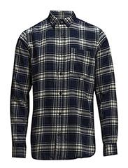 One SHCheck shirt ls I - NAVY BLAZER