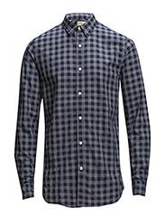 One SHBendix shirt ls H - Navy Blazer