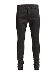 SHNONEFABIOS UNWASHED BLACK ST-JEAN NOOS - Black