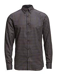 One SHZola shirt ls ID - Navy Blazer