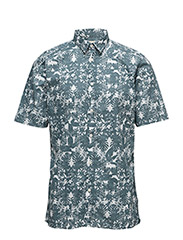 SHHTWOSUNSET SHIRT SS - SEA PINE