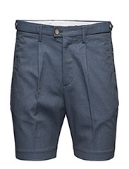 SHDONENOLAN SHORTS - LIGHT BLUE MELANGE