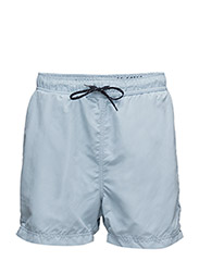 SHHCLASSIC COLOUR SWIMSHORTS - DUSTY BLUE