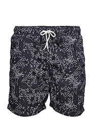 SHHSUNSET SWIMSHORTS - DARK NAVY