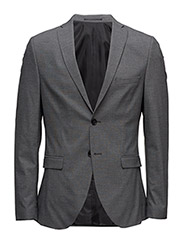 SHDNEWONE-MYLOLOGAN1 GREY BLAZER NOOS - MEDIUM GREY MELANGE